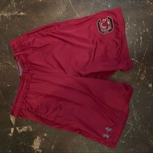 South Carolina Under Armour Shorts